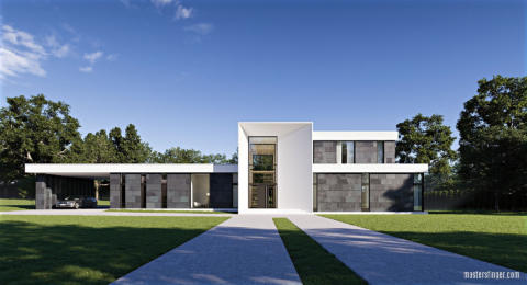 House near Radomsko