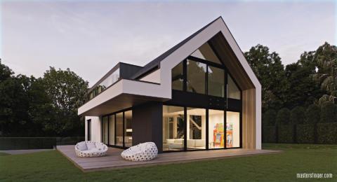 House near Boernerow
