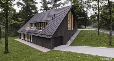 House in Lanckorona
